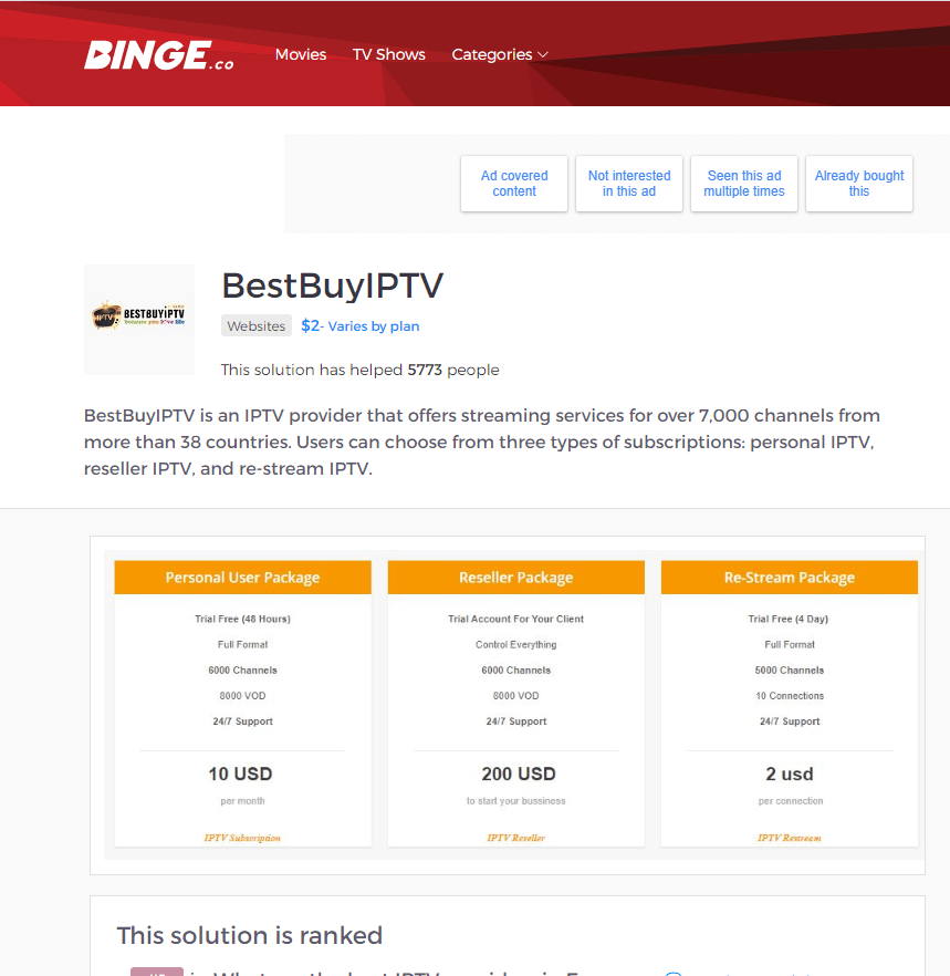 bestbuyiptv-review-by-binge.co_ Get BestbuyIPTV 5% discount code/coupons (only for personal account)