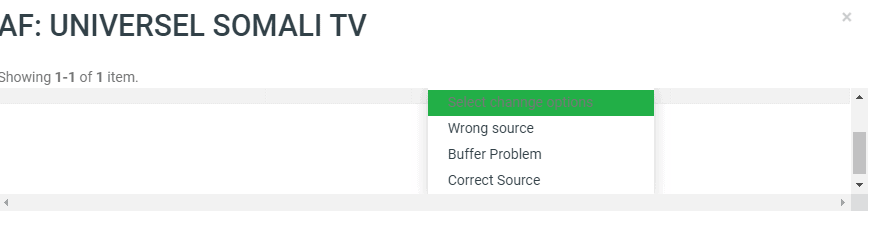 f5-1 How to request and fix a channel